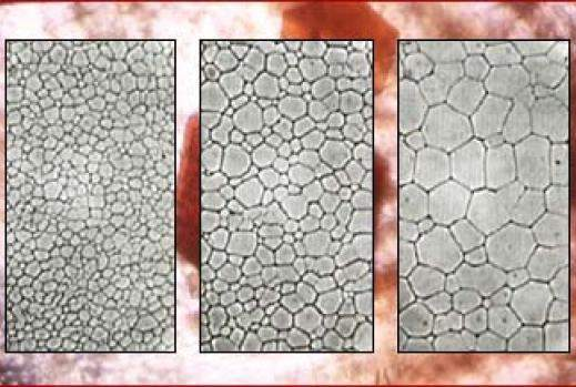 Polycrystalline Substance